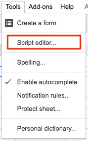 Test-Google-App-Script