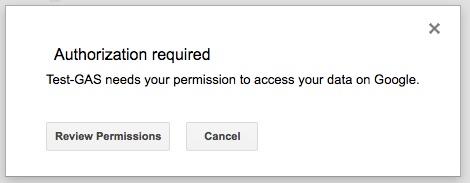 google-app-script-review-permission